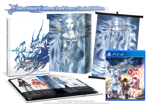 Fairy Fencer F: Advent Dark Force Limited Edition