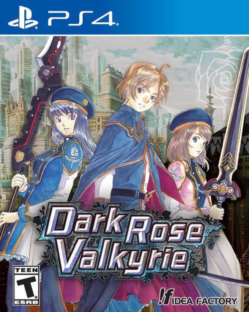 Dark Rose Valkyrie Standard Edition