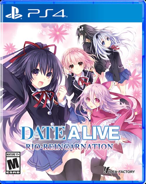 DATE A LIVE: Rio Reincarnation Standard Edition