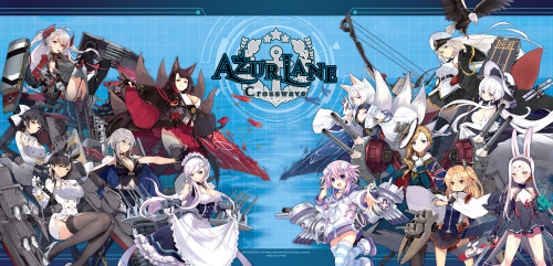 Azur Lane Playmat