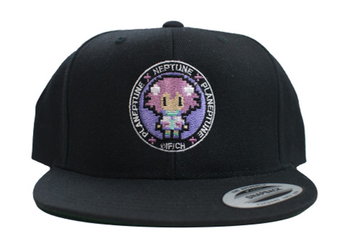 Pixel Hat: Neptune