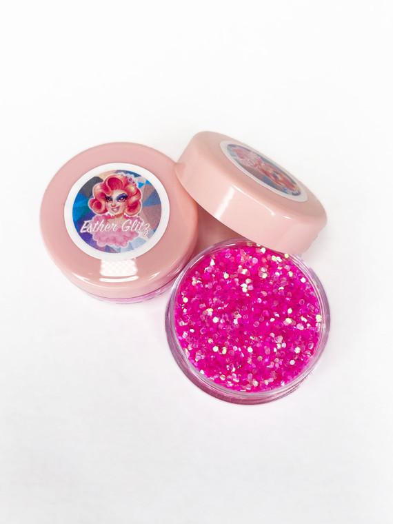 """Cosmetic Glitter - """"Lip & Lash"""""""