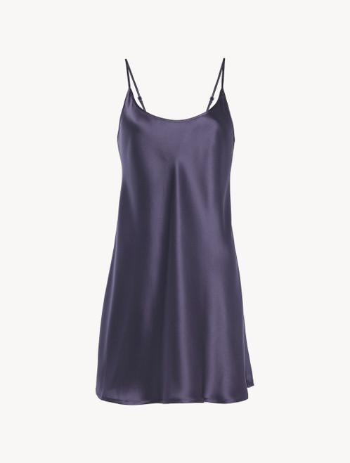 Slip dress violette