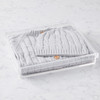 Cable Knit Sweater + Hat Set - Grey (B121G20)
