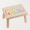 Step Up - Small Pastel Gift Basket (B617A20)