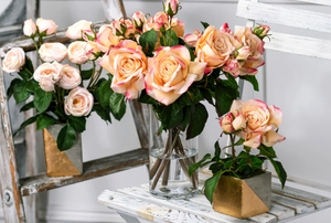 NEW! Silk Floral Arrangements