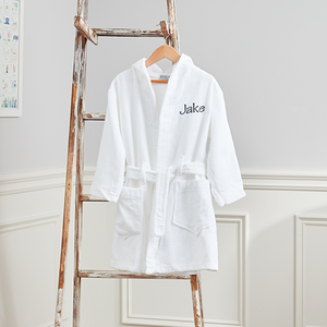 The cutest bathrobes for kids!