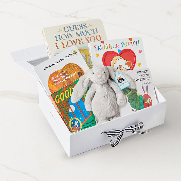 My First Library Gift Basket (B81720)