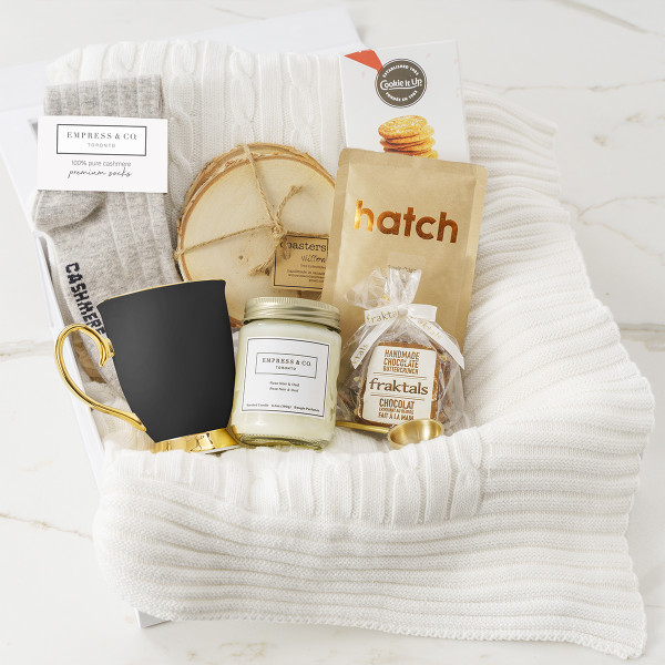 You Are Loved Gift Basket (F30520)