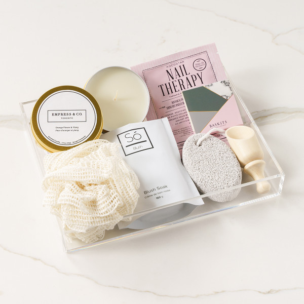 Just Because Gift Basket (F30820)