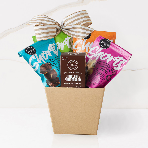 Cookie it Up - S (Nut-Free) Gift Basket (G40320)