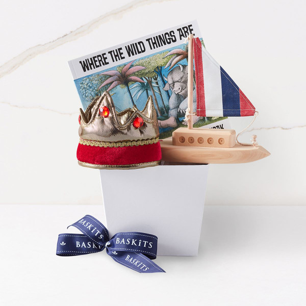 Where the Wild Things Are Gift Basket (K11321)