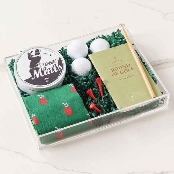 Fore! Gift Basket (M10220)
