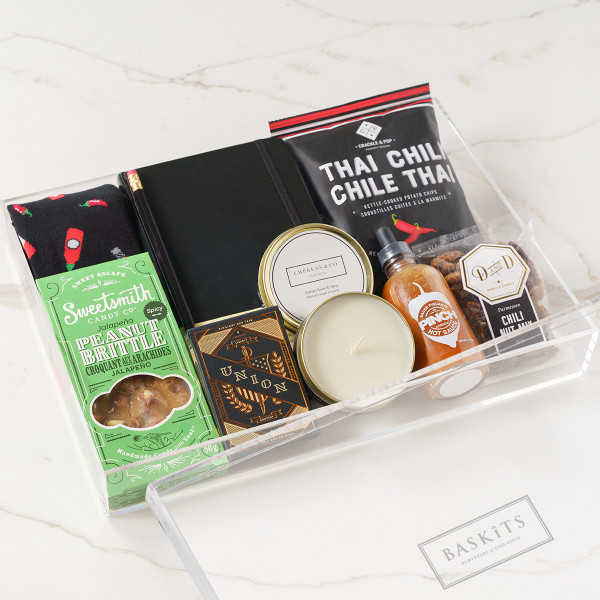 All About Him Gift Basket (M10820)