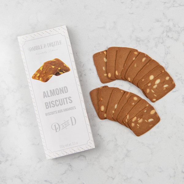 Dabble and Drizzle Butter Almond (100g) Gift Basket (080.00.1010)