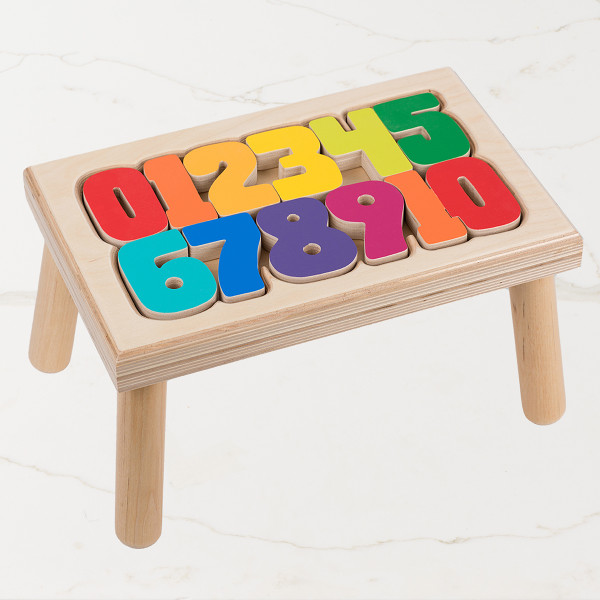 Step Up - Numbers Primary Gift Basket (B620R20)