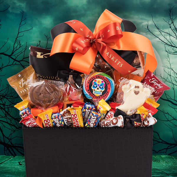 Give a Gift Baskit this Halloween!
