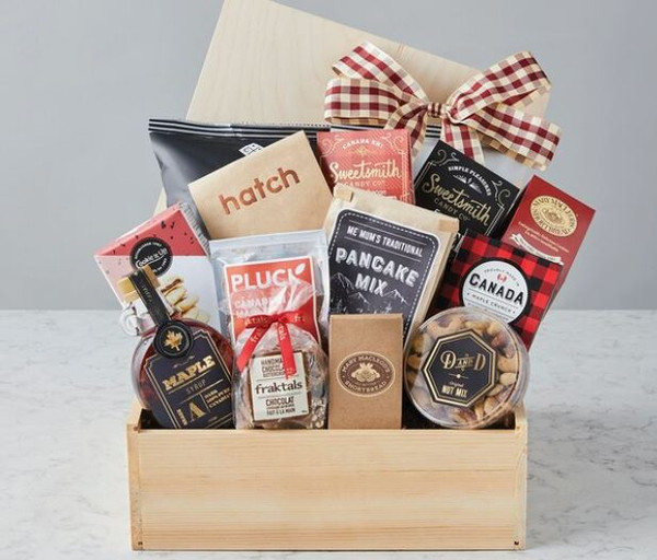 All-Canadian Thanks-gifting!