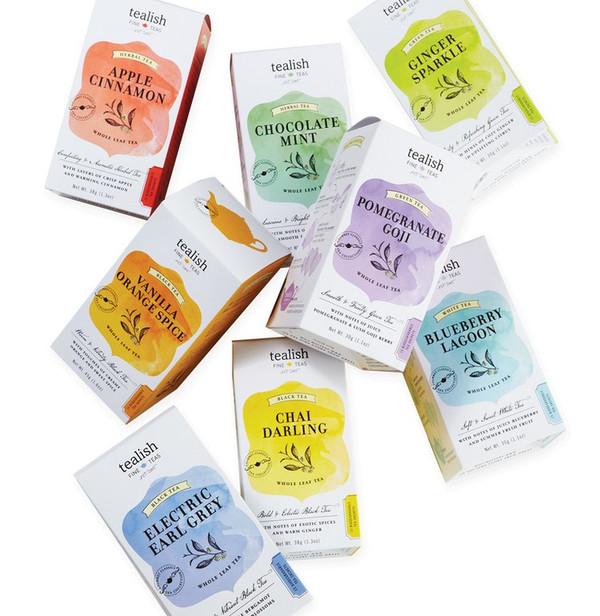 Baskit Brand Spotlight: Tealish