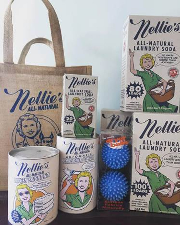 Baskit Brand Spotlight: Nellie's All-Natural