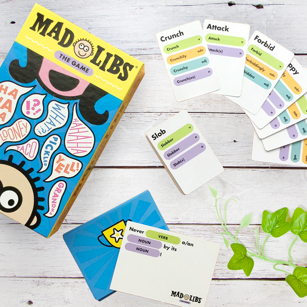 Brand Spotlight: Mad Libs