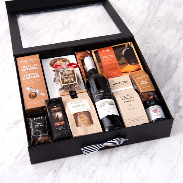 The Gift of Baskits? Wine-not?!