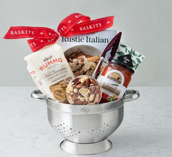 Baskits Unwrapped: Pasta Night