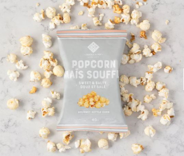 National Popcorn Day ft. Crackle and Pop!