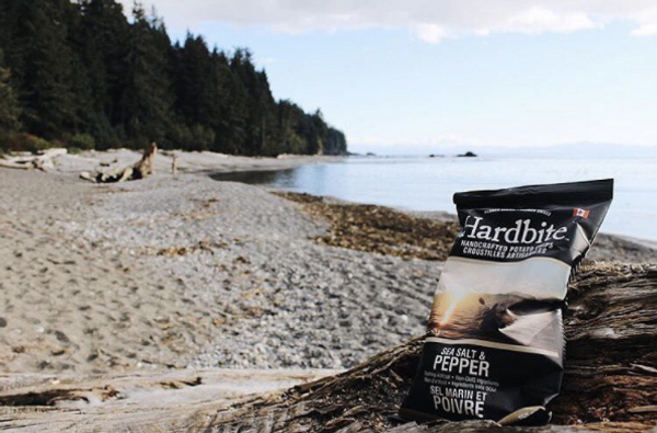 Baskit Brand Spotlight: Hardbite Chips