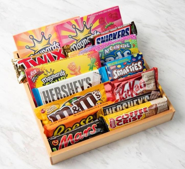The Sweetest Movie Night Gifting