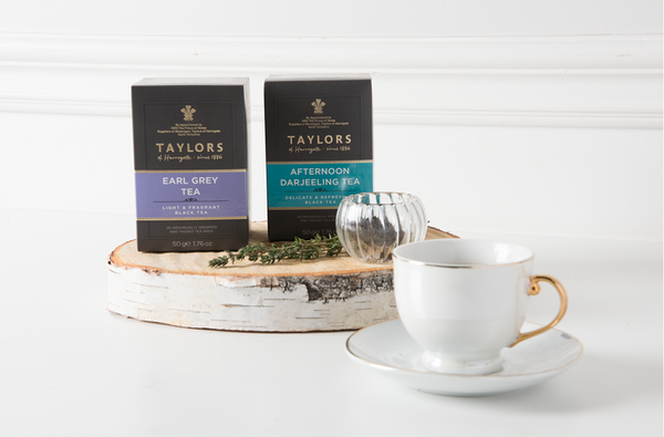 Brand Spotlight: Taylor's Tea