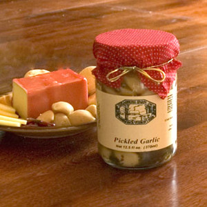 Sugarbush Farm Pickled Garlic