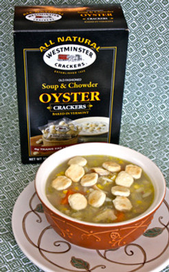 Old Fashioned Soup & Oyster Crackers