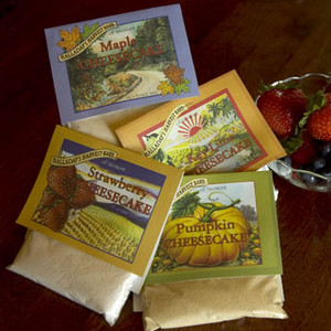 Halladays Harvest Barn Cheesecake Mixes