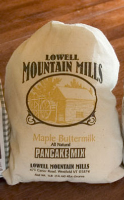 Lowell Mtn Mills Maple Buttermilk Pancake Mix