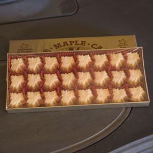 8oz box Pure Maple Sugar Candy