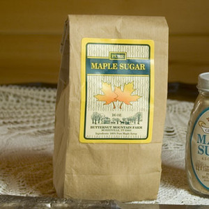 1lb Sack Granulated Maple Sugar
