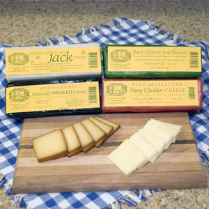 4-Half Pound Cheese Bars