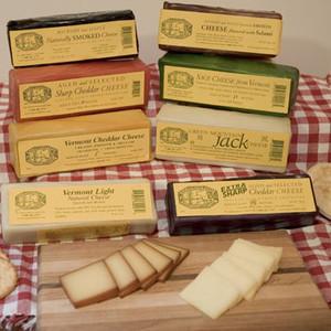 8-Half Pound Cheese Bars