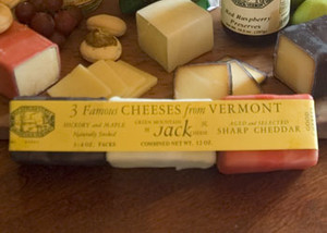 Sugarbush Farm 12oz Cheese Trio Pack