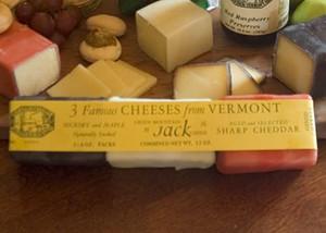 Sugarbush Farm 12oz Cheese Trio Pack