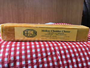16oz Mellow Cheddar Cheese