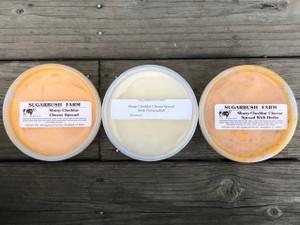 Sharp Cheddar Cheese Spread