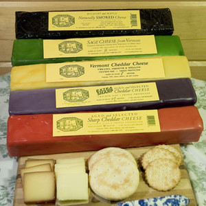 5-One Pound Cheese Bars