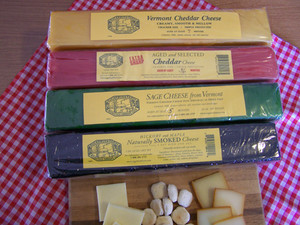 4-One Pound Cheese Bars