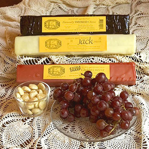 3-One Pound Cheese Bars
