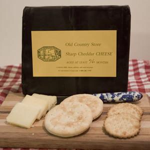 5lb Block 6yr Extra Sharp Cheddar Cheese
