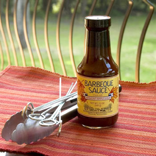 Barbeque Sauce made with VT Maple Syrup