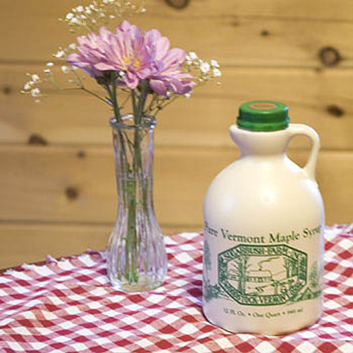 Quart of Pure Vermont Maple Syrup