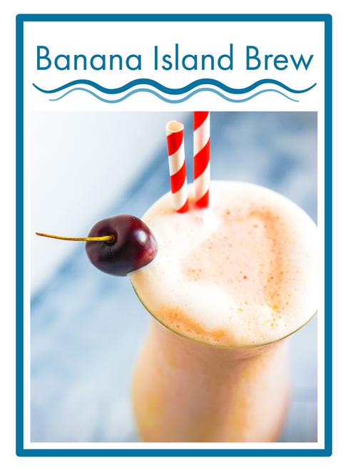 Banana Island Brew